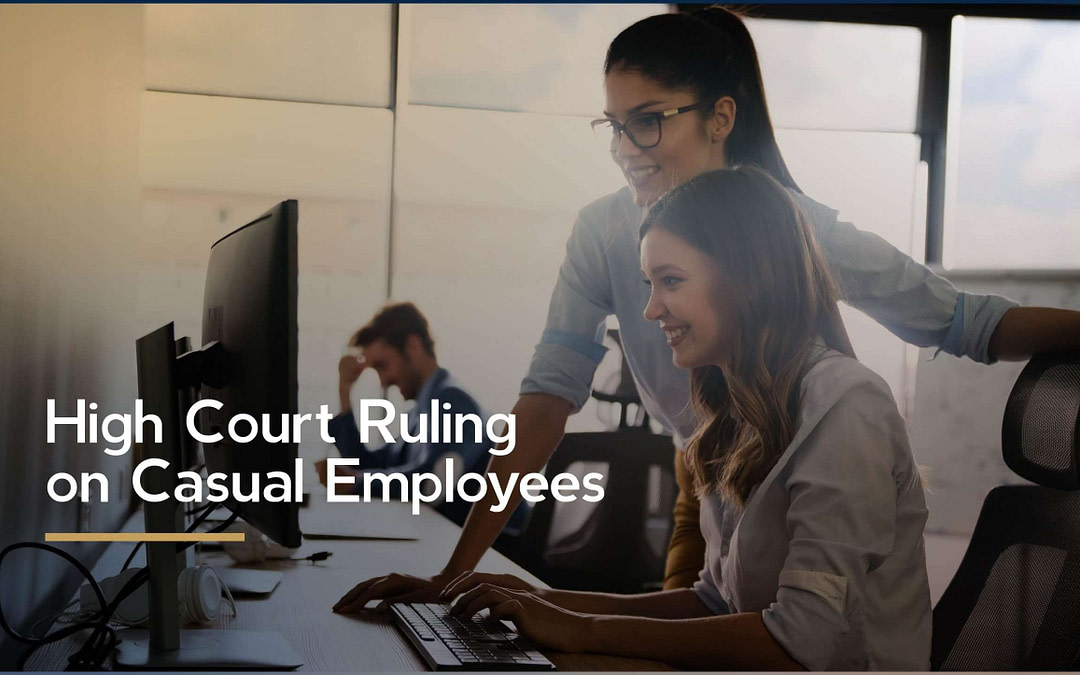 High Court Ruling on Casual Employees
