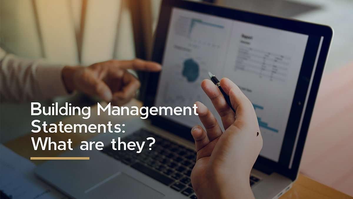 Building Management Statements
