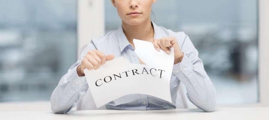 The effect of the Coronavirus on contracts
